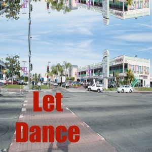 Let Dance Cover Art by Vinh Nguyen