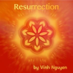 Resurrection Cover Art by Vinh Nguyen