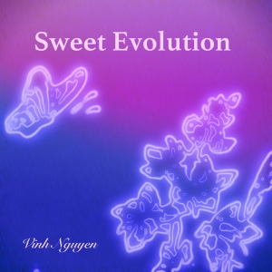 Sweet Evolution Cover Art by Vinh Nguyen