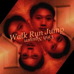 Walk Run Jump Cover Art by Vinh Nguyen