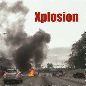 Xplosion Cover Art by Vinh Nguyen