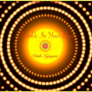 Twinkle In Your Eyes Music Cover Art