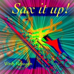 Sax it up music-cover-art