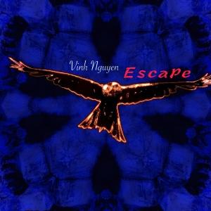 Escape Music Cover Art by Vinh Nguyen