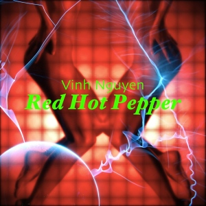 Red Hot Pepper Music Cover Art